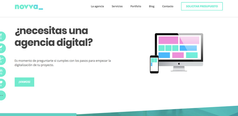 novva proyectos marketing digital