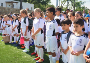 summer camps real madrid foundation